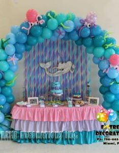 little mermaid under the sea balloon arch also best images about on pinterest rh