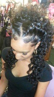 goddess braids protective