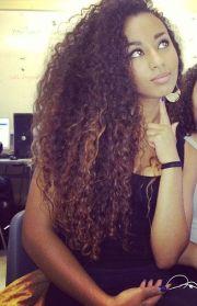 natural hair - curly big and beautiful