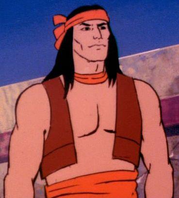 Superfriends Apache Chief