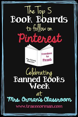 Mrs. Orman's Classroom: The Best Book Boards to Follow on Pinterest – Celebr