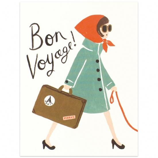 Rifle Paper Co. Bon Voyage