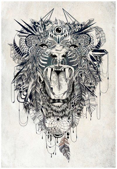 MINE!!!!!! Getting this on my thigh maybe a little altered !!! Such a Sick lion