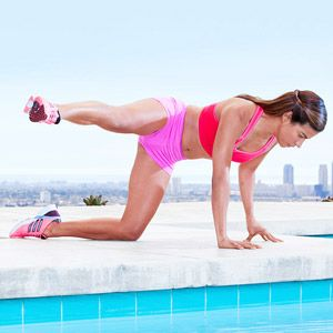 8 Flab-Firming, Toning Exercises