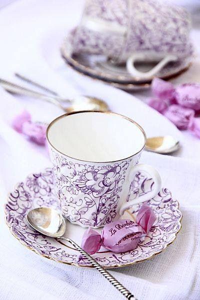 Perfectly Purple Tea