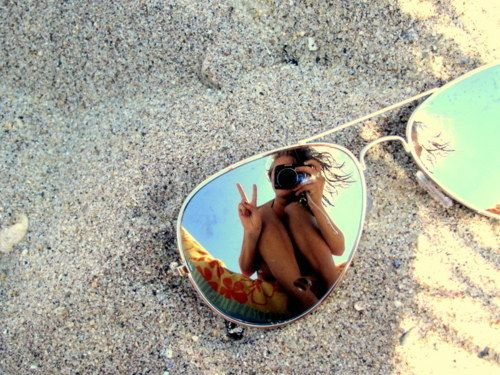 Cute beach idea
