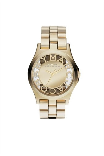 Marc by Marc Jacobs Henry Skeleton 40MM watch
