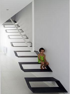 illusion staircase