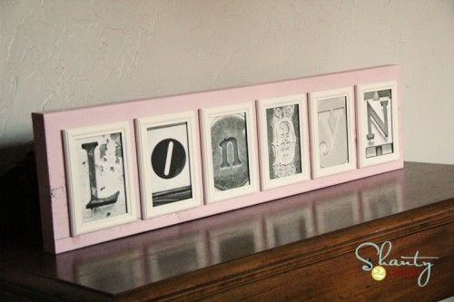 Free photo letters. There are literally hundreds of each letter. You simply down