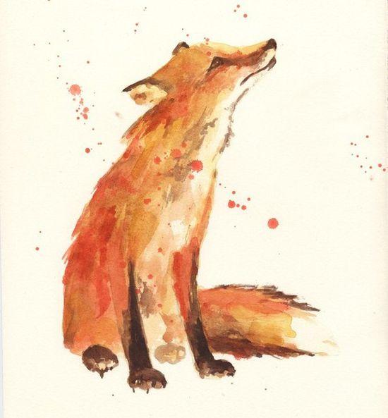 fox tattoo?
