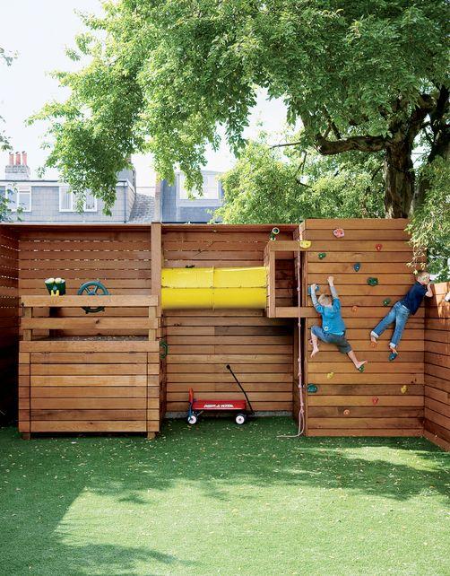 Small backyard solution!