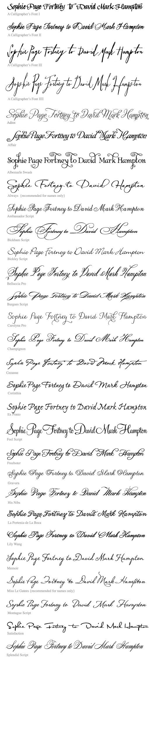 """Tattoo Fonts: """"I Love You To The Moon & Back"""" in the font satisfac"""