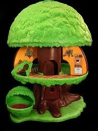 80's toys treehouse – i remember this but  I don't remember what went wi