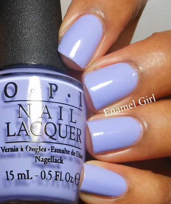 OPI Euro Centrale Collection You're Such A Buda-Pest. I have this!!!!