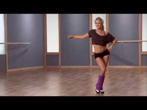 Julianne Hough dancing workout
