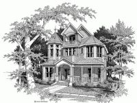 Victorian houses, Queen anne and Victorian house plans on ...