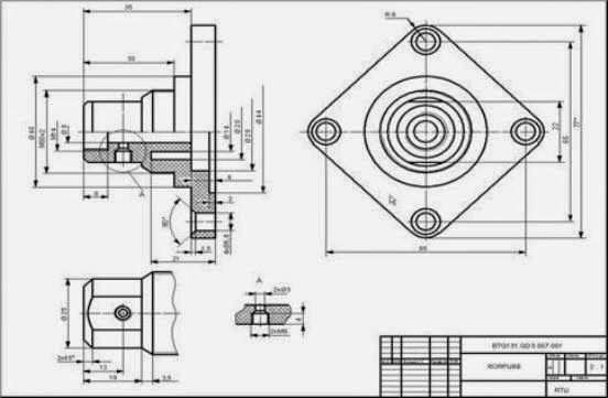Mechanical Drawings are critical aspect for all mechanics