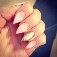 Nail art, Nailart and Stiletto nails on Pinterest