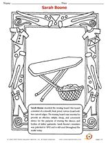 Inventors, Coloring pages and Women's history on Pinterest