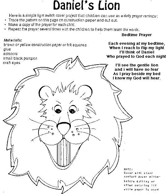 All Worksheets » Daniel And The Lions Den Worksheets