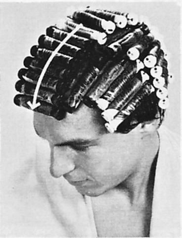 men in perm rods google search perms pinterest perm rods and google