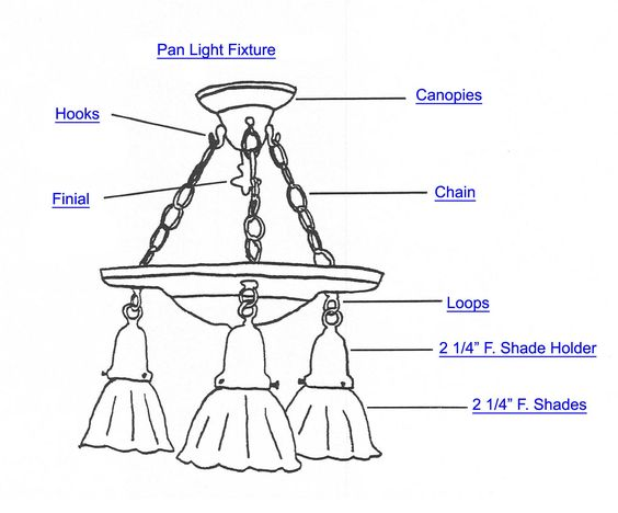 Lamps, Light fixture parts and Lighting on Pinterest