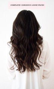hair loose waves