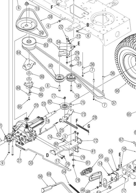 Gtx 2446 Lawn Tractor Wiring Diagram