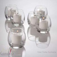 Set of 72 Petite Hurricane Votive Candle Holders Bulk ...