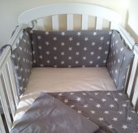 Baby Boy Star Cot Bedding - 1000+ ideas about cot bedding ...