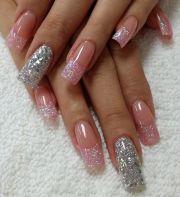 acrylic nails love