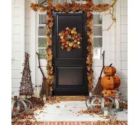 Front Door Halloween Decorations :: Pottery Barn ...