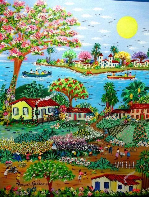 Arte Naif (©2011 artmajeur.com/ajursp) AJUR SP VENDEDOR E DIVULGADOR DA ARTE NAIF BRASILEIRA: