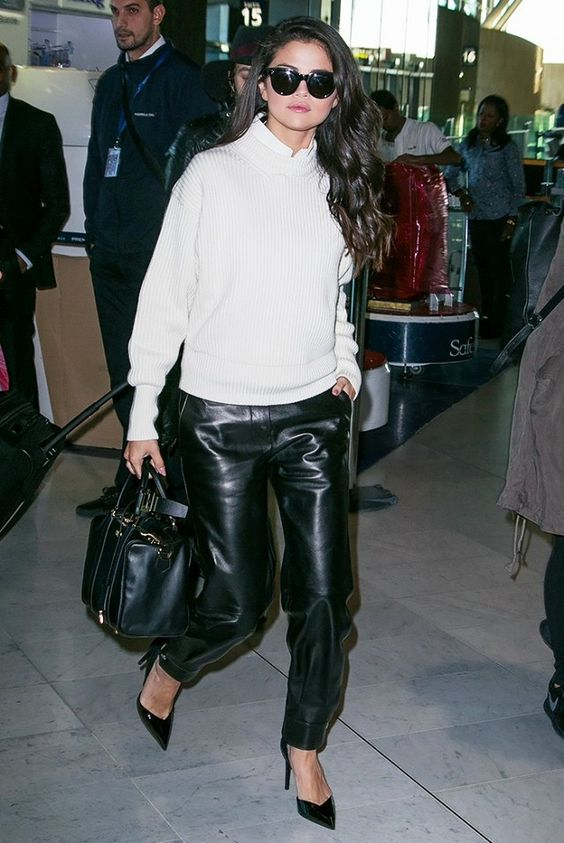 Image result for white celebrities wearing joggers