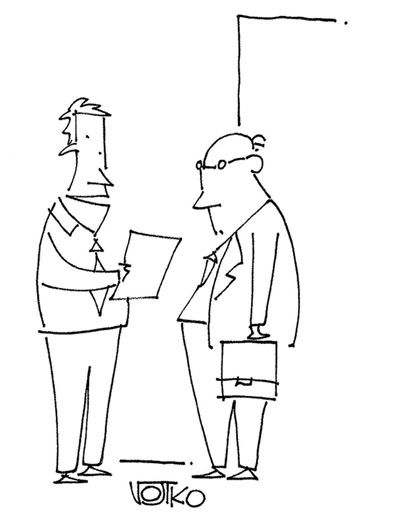 Strategic Humor: Cartoons from the July 2013 Issue