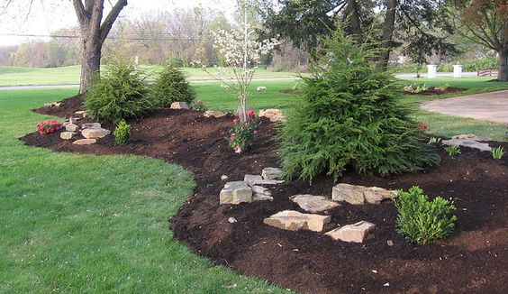 front yards and yard ideas