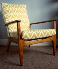 Parker-Knoll-Armchair-Mid-Century-Retro-Mustard-ZigZag ...