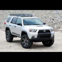 2014 Toyota 4Runner Baja Rack Standard Rack for 5th Gen ...