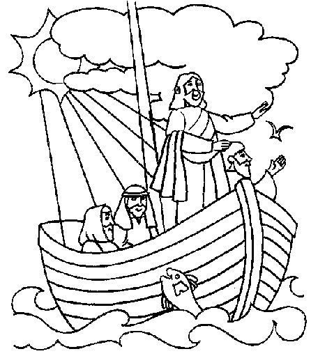 Bible coloring pages, Coloring pages for kids and Coloring
