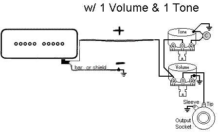 50s Les Paul Wiring Diagram, 50s, Free Engine Image For