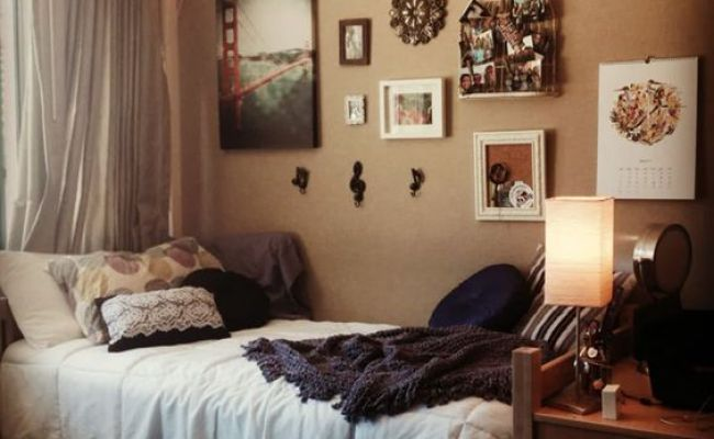 10 Super Stylish Dorm Space Suggestions Http Www