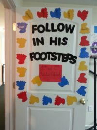 Door decoration For School | Sunday school ideas ...