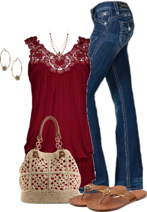 Love this outfit!!!:
