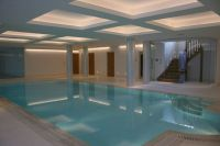 Amazing And Unique Basement Indoor Swimming Pool Ideas