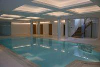 Amazing And Unique Basement Indoor Swimming Pool Ideas