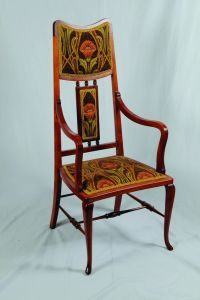 chair, Looks like Louis Majorelle | All Things Art Nouveau ...