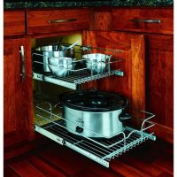 Baskets, Metals and Cabinets on Pinterest