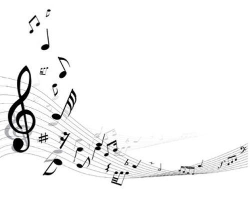 Musical Score Clip Art