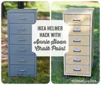 IKEA Hack: Helmer Drawer Set | Ikea hacks, Vintage file ...