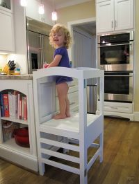 Modified Folding Kitchen Helper from Ana-white.com. | DIY ...